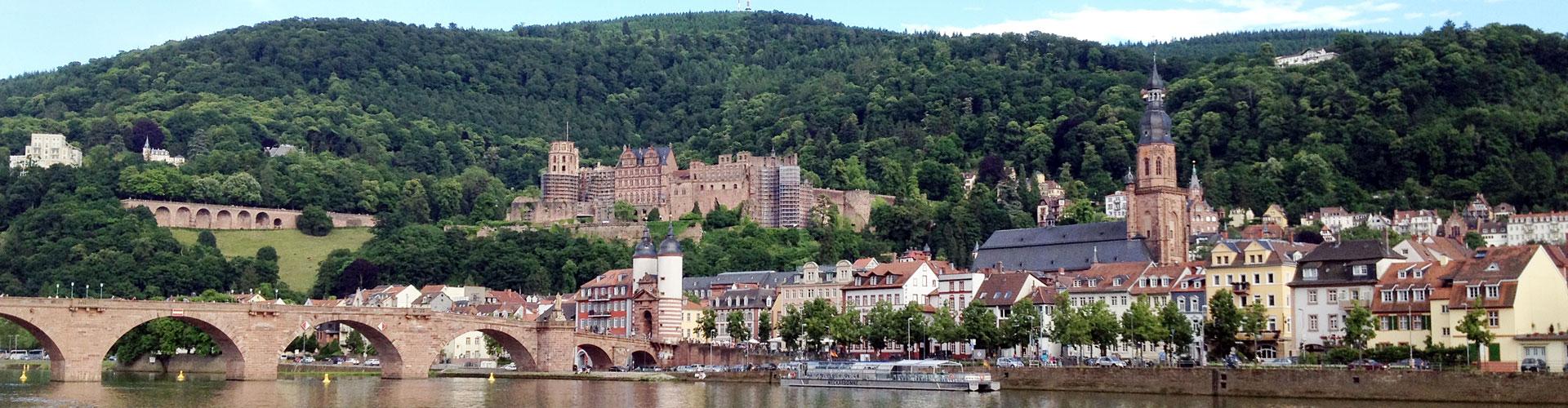 German River Scene