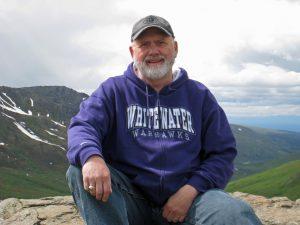 John Hyden, UW-Milwaukee GIS Certificate recipient and proud parent of a UW-Whitewater student!