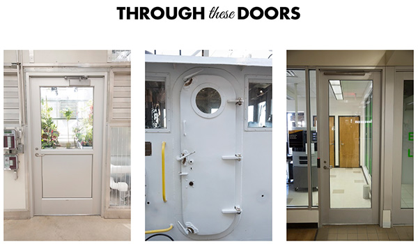 ThroughTheseDoors