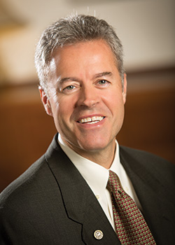 Chancellor Mark Mone