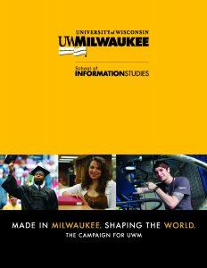 School of Information Studies Case Cover
