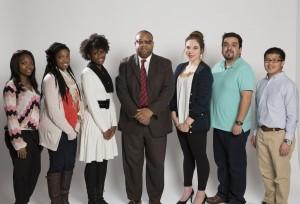 Study abroad diversity scholarship group photo winterim/spring 2015