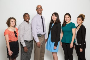 Diversity scholarship recipients photo summer/fall 2015