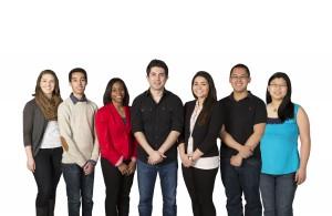 Study abroad scholarship recipient summer/fall 2014