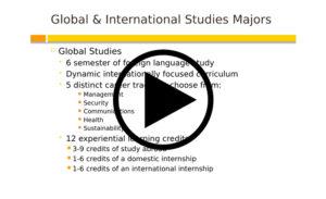 Global Studies Webinar