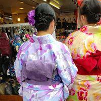 Women on the street in Tokyo