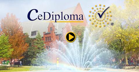 CeDiploma video