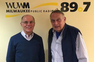 Tom Luljak and Martin Schreiber