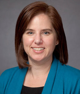 Portrait of Christy Greenleaf