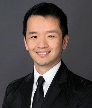 Portrait of Jake Luo
