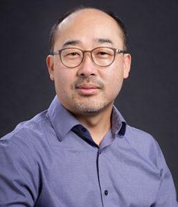 Portrait of Jinsung Wang