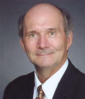 Portrait of John Lynch