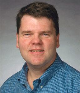 Portrait of Kevin Keenan