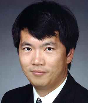 Portrait of Min Wu