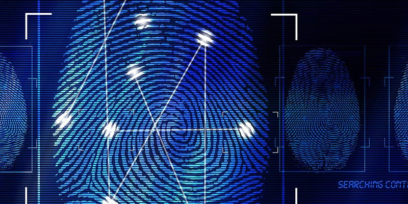 Image of digital fingerprinting techniques