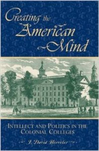 Creating the American Mind book cover