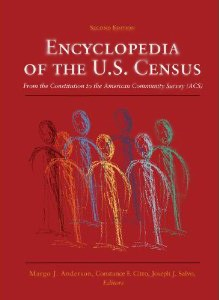 Encyclopedia of the U.S. Census book cover
