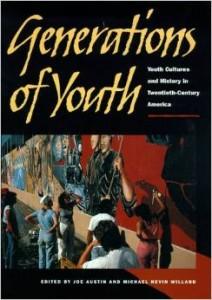 Generations of Youth book cover