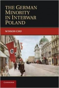 The German Minority in Interwar Poland book cover