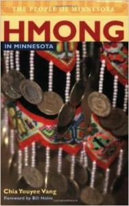 Hmong in Minnesota book cover