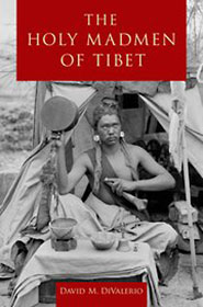 Holy Madmen of Tibet book cover