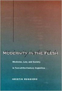 Modernity in the Flesh book cover