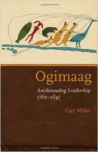 ogimaag book cover