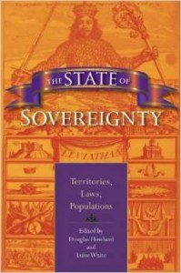 The State of Sovereignty book cover
