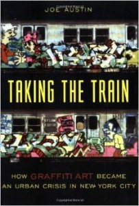 Taking the Train book cover