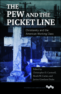 The Pew and the Picket Line book cover