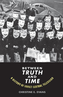 C.E. Evans book - Between Truth and Time