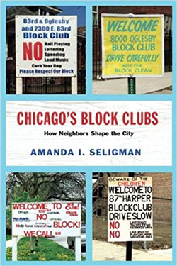 Chicago's Block Clubs book cover