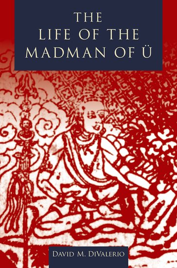 The Life of the Madman of Ü book cover