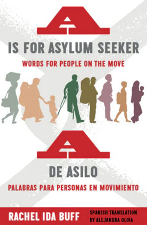 A is for Asylum Seeker book cover