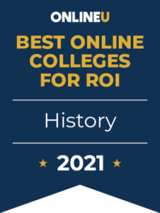 Best Colleges for ROI badge