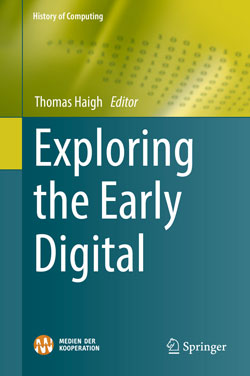 Exploring the Early Digital book cover