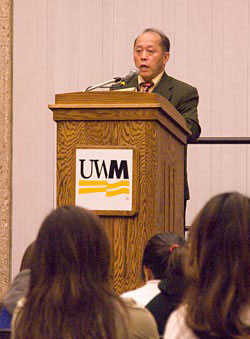 Anthropologist Dr. Gary Yia Lee, 2007