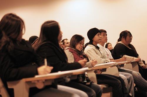 HDSP classroom