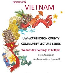 Washington County Lecture Series graphic