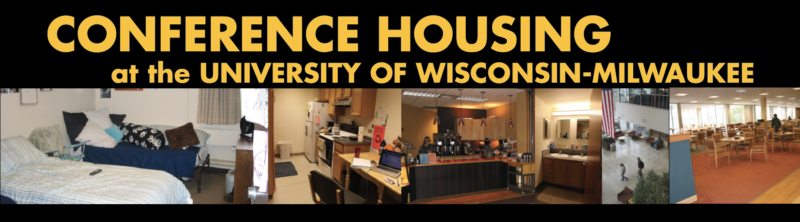 Our Summer Guests Appreciate The Convenience Of Staying On Diverse Campus Milwaukees Vibrant East Side UWM Is Located Minutes