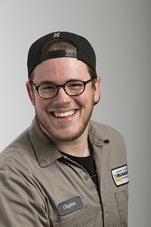 Clayton Haggarty