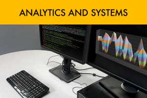 Analytics and Systems