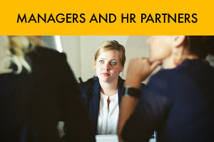 Managers and HR Partners