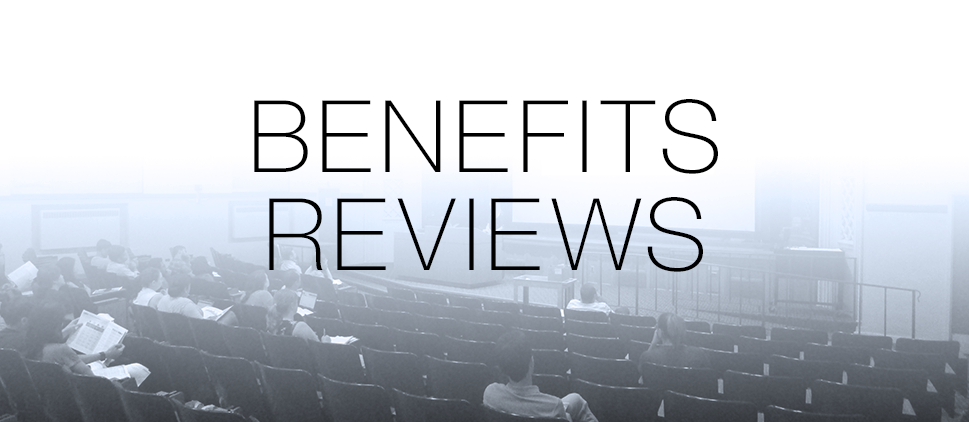 Benefits Review Presentation