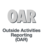 Outside Activities Reporting (OAR)