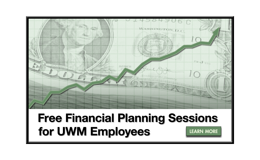 Free Financial Planning Sessions for UWM Employees