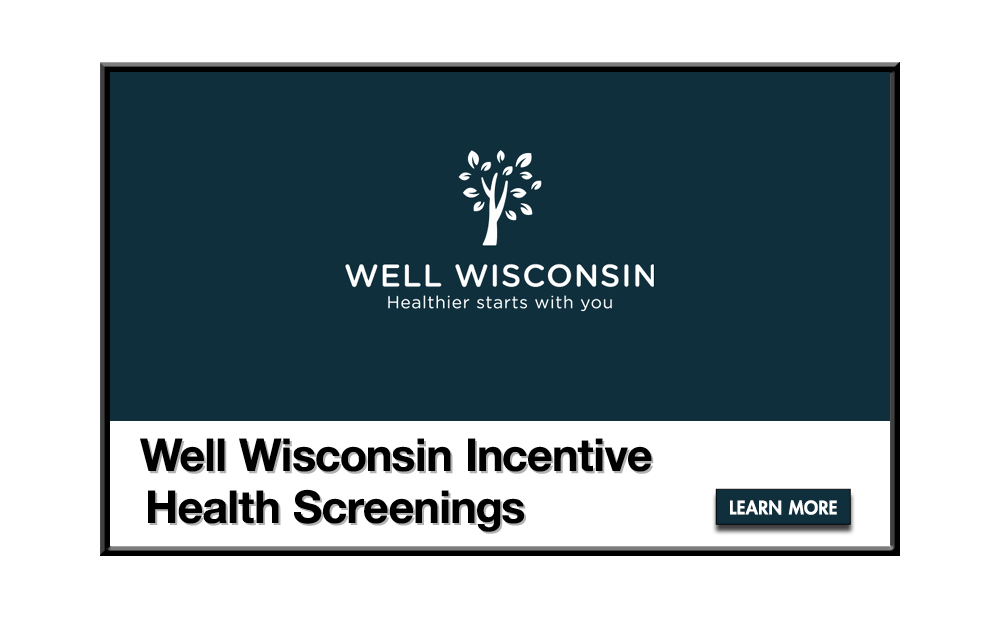 Well Wisconsin Incentive Health Screenings