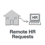 Remote HR Requests