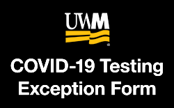 Testing Exception Form
