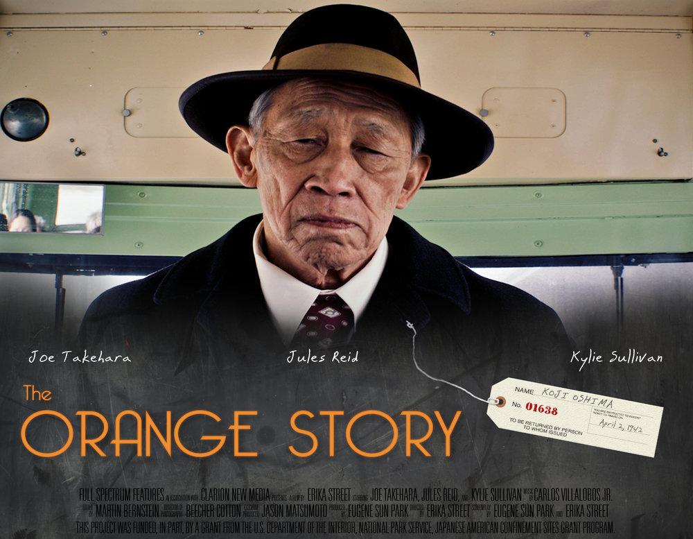 The Orange Story movie poster